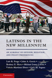 Latinos in the New Millenniumy